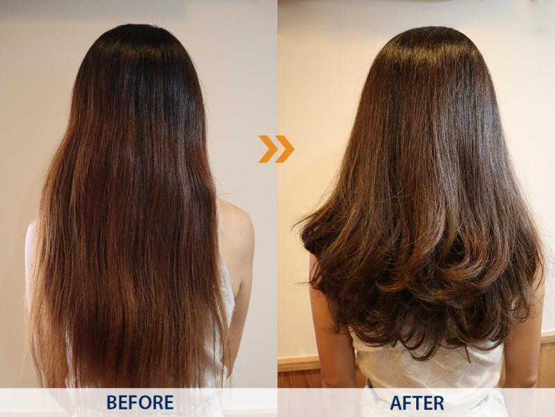 【お客様の声】IPMヘナでシャンプーいらずの美髪に!36歳、髪が気になる年頃にもヘナは最適でした!