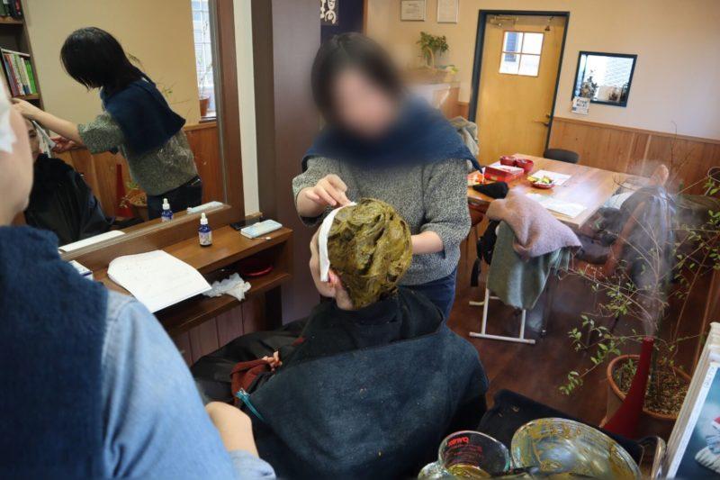 【IPMヘナ】インストラクター施術編
