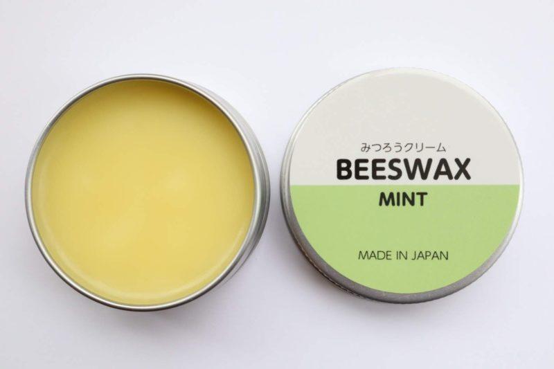 BEESWAX みつろうクリーム ミント