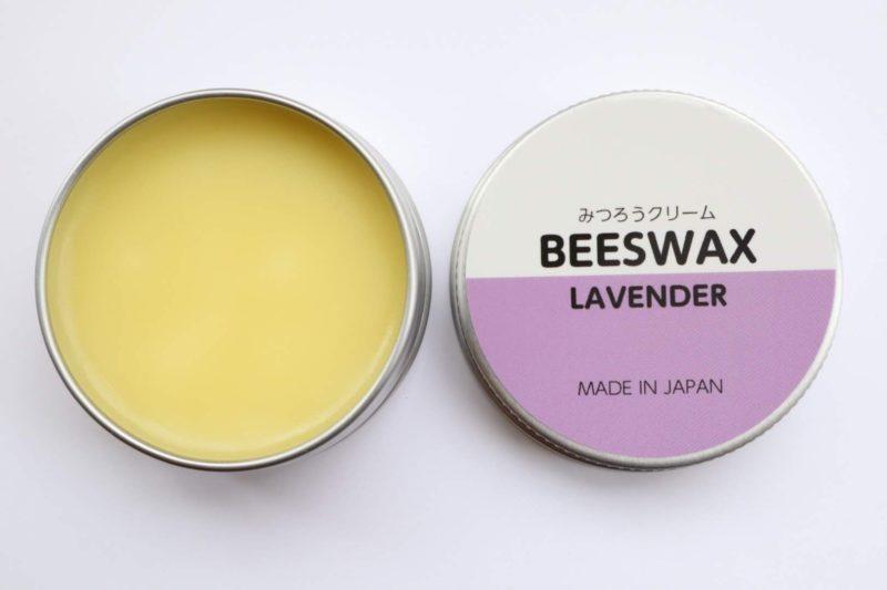 BEESWAX みつろうクリーム ラベンダー