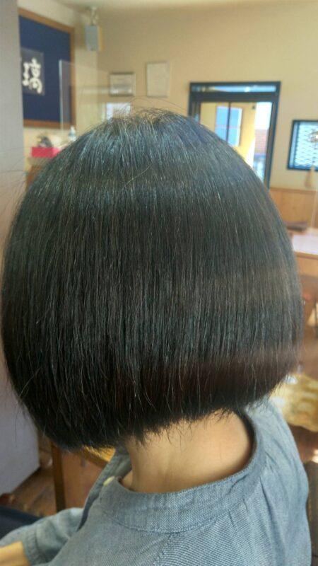 【IPMヘナ】ショートヘア