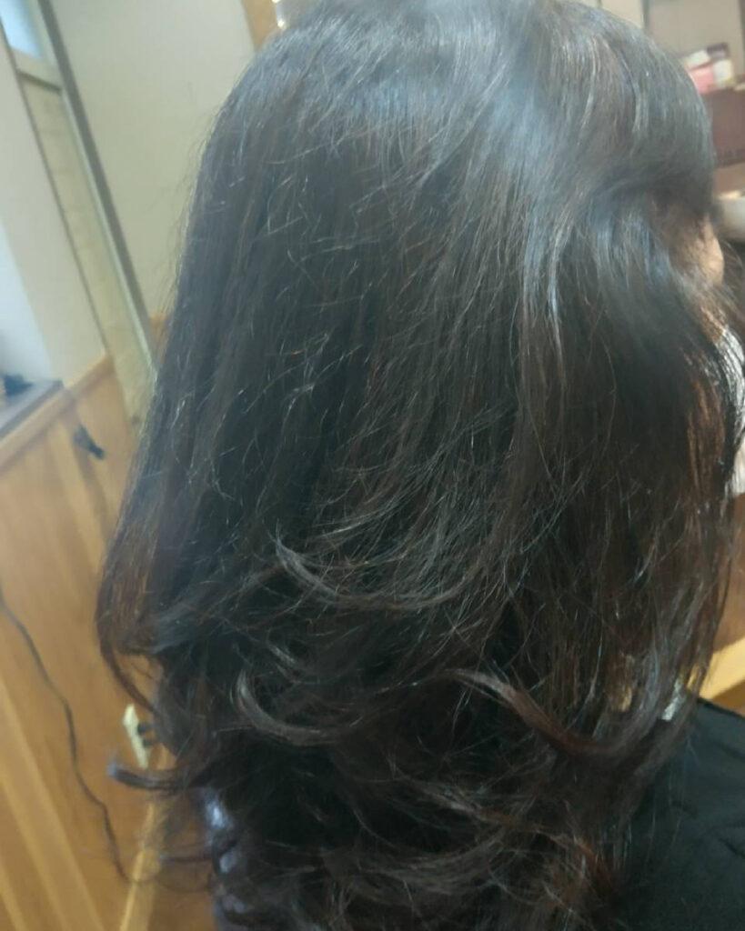 【IPMヘナ】癖毛でもまとまる髪へ